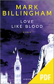 Mark Billingham, Love like Blood, Krimi, Atrium